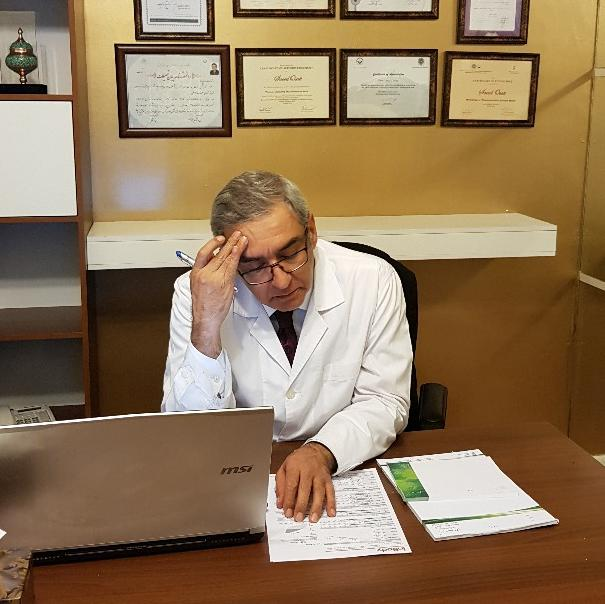 دکتر سعید اوسطی
